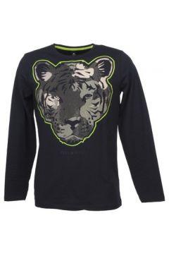 T-shirt Hite Couture Makafo navy ml tee(127855718)