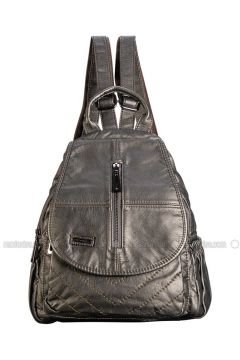Gray - Backpacks - GETCHO(110315058)