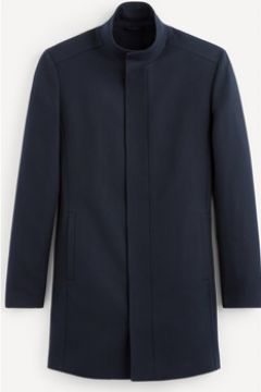 Manteau Celio Manteau col officier PUOFFICE2(101771293)