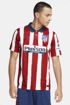 Atlético de Madrid 2020/21 Stadyum İç Saha Erkek Futbol Forması(118057351)