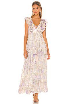 Макси платье vivir - HEMANT AND NANDITA(118965139)