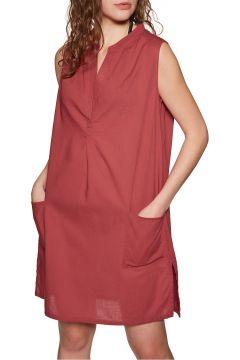 SWELL Beach Shirt Kleid - Rust(100260684)