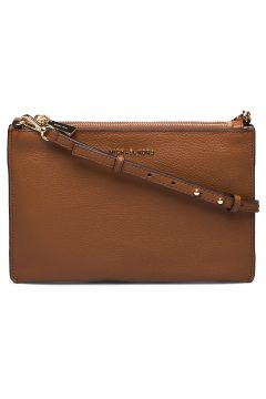 Lg Dbl Pouch Xbody Bags Small Shoulder Bags - Crossbody Bags Braun MICHAEL KORS BAGS(108573886)