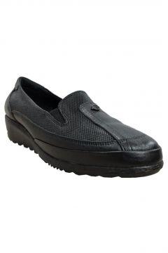 Scavia Hakiki Deri Ortopedik Yerli Üretim Kadın Ayakkabı(107871055)
