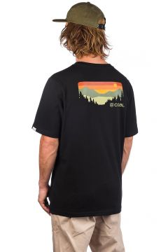Coal Klamath T-Shirt grijs(100661564)