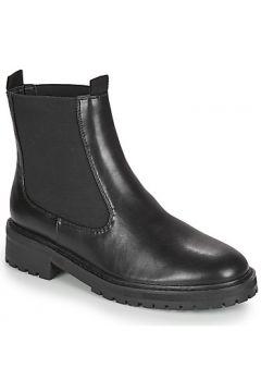 Boots Vanessa Wu CHELSEA À SEMELLE CRANTÉE(127916360)