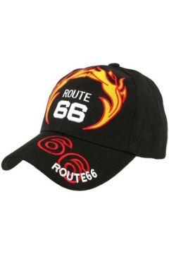 Casquette Divers Casquette Biker Route 66 Noir et Rouge(127945542)