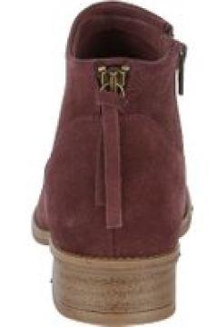 Stiefelette Filipe Shoes Bordeaux(111493135)