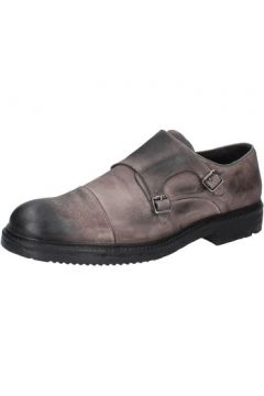 Chaussures Bruno Verri élégantes gris daim AJ18(127915450)