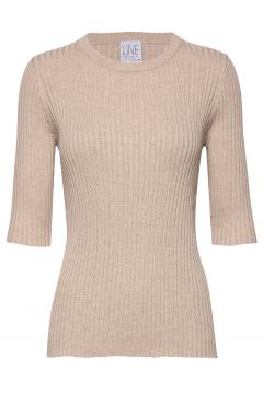 Mary Tencel Strickpullover Beige LINE OF OSLO(114152878)