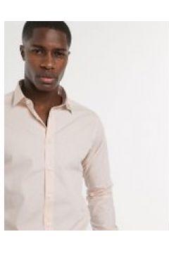 Bolongaro Trevor - Camicia classica slim-Rosa(121434874)