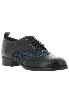 Chaussures Ambiance Derby cuir pailleté(127908795)