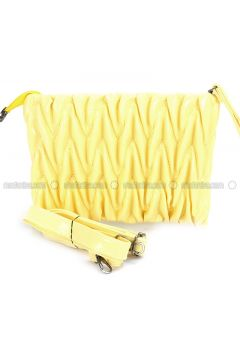 Yellow - Clutch Bags / Handbags - Chicago Polo(110319408)