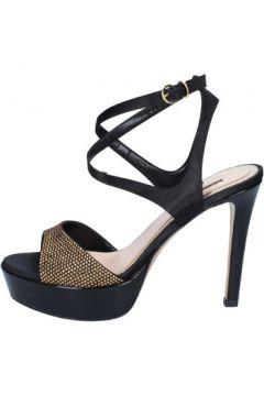 Sandales Bacta De Toi sandales noir satin BY90(115400880)