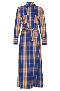 Nonie Long Dress Maxikleid Partykleid Bunt/gemustert SECOND FEMALE(114163780)