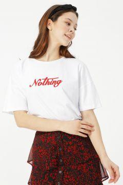 Limon Beyaz T-Shirt(113995807)