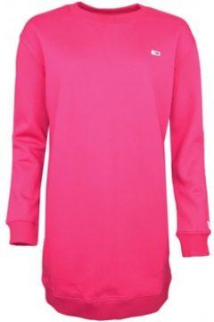 Robe Tommy Jeans Robe sweat rouge bordeaux pour femme(115411312)
