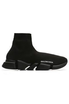 Balenciaga Kadın Siyah Geometrik Tabanlı Sneaker 36 EU(126217838)