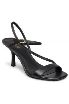 Tasha Sandal Sandale Mit Absatz Schwarz MICHAEL KORS SHOES(114160449)