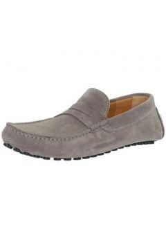 Chaussures Les Mocassins Tropéziens Mocassins les tropéziens ref_lmc43296 Gris Clair(88517805)
