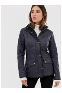 Barbour - Cavalry Polarquilt - Giacca blu navy con fodera in pile(120385940)