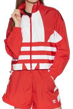 Veste pour Circuit Femme Adidas Originals Large Logo - Red(111332559)