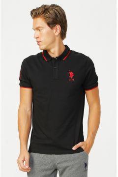 U.S. Polo Assn. Slim Fit Erkek T-Shirt(125087609)