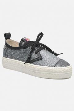 SALE -40 Dolfie - Devon - SALE Sneaker für Damen / silber(111584910)