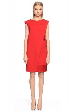 Alberta Ferretti -Alberta Ferretti Kırmızı Elbise(108611837)