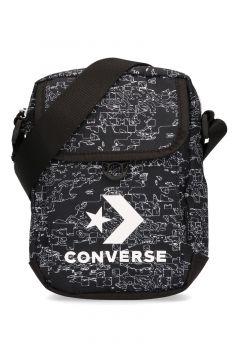 Sac d\'appareil photo Converse Cross Body 2 - Black white(111323219)