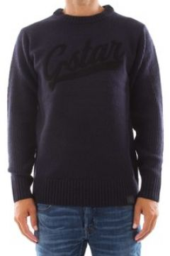 Pull G-Star Raw D11753 2340 CORE LOGO KNIT(115628109)