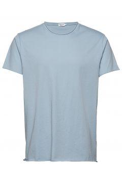 M. Roll Neck Tee T-Shirt Blau FILIPPA K(114154529)