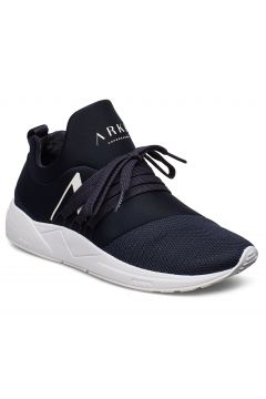 Raven Mesh S-E15 Midnight - Women Niedrige Sneaker Schwarz ARKK COPENHAGEN(116334424)