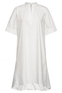 Elen Kurzes Kleid Weiß FALL WINTER SPRING SUMMER(118285579)