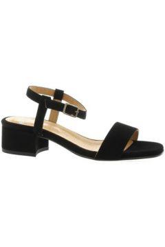 Sandales Exit Nu pieds cuir velours(127910202)