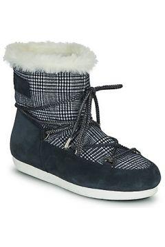 Bottes neige Moon Boot MOON BOOT FAR SIDE LOW FUR TARTAN(115508390)