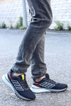 FAST STEP Lacivert Erkek Sneaker Ayakkabı 930mafs001(116841023)