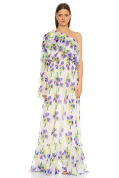 MSGM-Msgm Uzun Renkli Elbise(118835867)