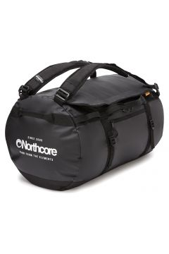 Sac polochon Northcore 85L - Black White(111320689)
