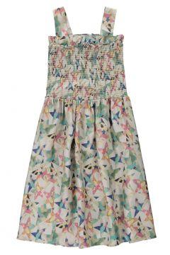 Kleid aus Seide Sterne Madeleine(113868126)