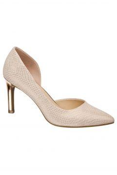 Catwalk Deichmann Kadın Pudra Klasik Topuklu Ayakkabı(109024841)