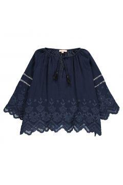 Bluse mit Stickerei Ortholia- Damenkollektion(113866815)