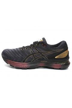 Asics Gel-Nımbus 22 Platınum Erkek Spor Ayakkabı Siyah(112085625)