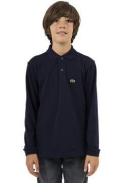 Polo enfant Lacoste pj8915 marine(101557763)