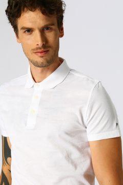 Fabrika Beyaz Polo T-Shirt(122081701)