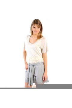 T-shirt Gat Rimon TOP LYLY ECRU(115472382)