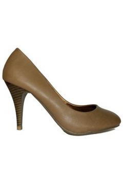 Chaussures escarpins Dupond Durand Escarpins à talon façon bois(98745459)