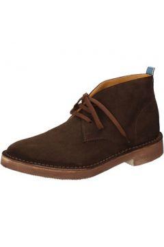 Boots Moma bottines marron daim AB330(115395365)