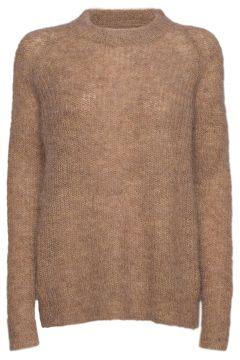 Siri Alpaca Blend Sweater Strickpullover Beige LEXINGTON CLOTHING(119860060)