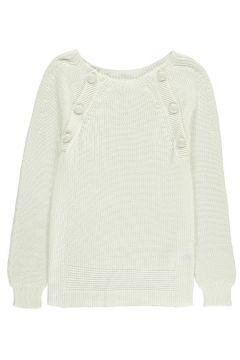 Pullover mit Knöpfe Samha(113866455)